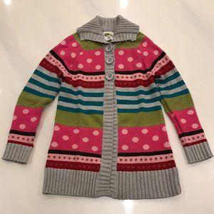 Crazy 8 Girls Long Sleeve Cardigan Sweater